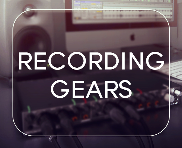 RECORDING GEARS